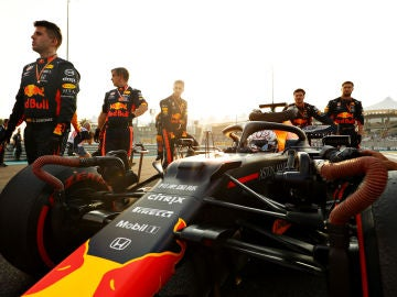 Red Bull se propone 5 victorias en 2020