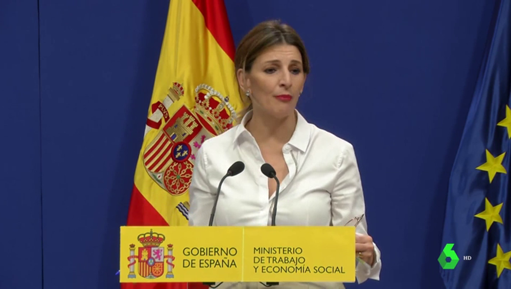 """El Gobierno anuncia que la reforma laboral del PP se desmontará """"en dos fases"""" y """"con diálogo"""""""
