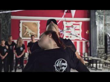 La coreografía de Ana y Javi a ritmo de Rozalén y David Otero que pone la piel de gallina a Chicote