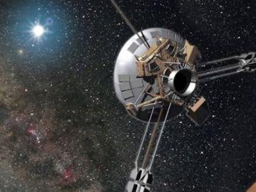 Sonda Pioneer 10, lanzada por la NASA en 1972