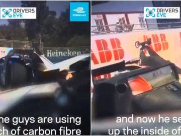 El 'Drivers Eye' revoluciona la Fórmula E