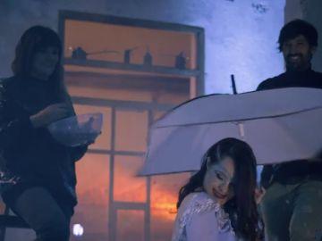 'Baile', el videoclip de Ana en Auténticos con Rozalén y David Otero