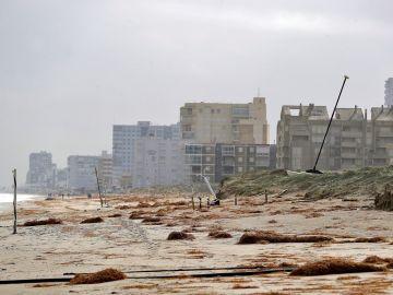 Vista de la playa de El Perellonet, Valencia