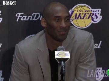 """El día que Kobe Bryant hizo una rueda de prensa en español para alabar a Pau Gasol: """"Es mi hermano y siempre lo será"""""""