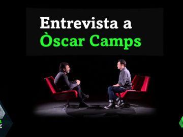 """Óscar Camps (Open Arms): """"En aguas internacionales no hay migrantes, hay personas en peligro"""""""