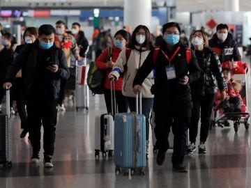 China, el alerta por el coronavirus.