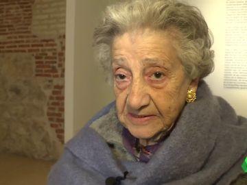 """Anette y el relato de la 'prisionera 4065' en Auschwitz: """"Una polaca me dijo '¿estás viendo el humo? Ahí está tu mamá'"""""""