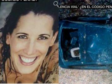 """Marta Soria, víctima de la """"violencia vial"""""""