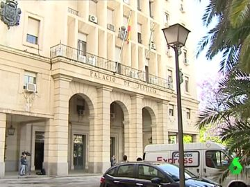 Palacio de Justicia de Sevilla