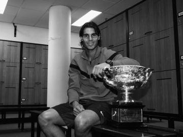 Rafa Nadal ganó en 2009 el Open de Australia