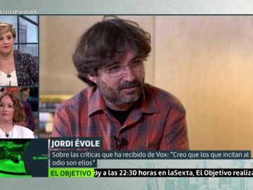 """Évole responde a las críticas de Abascal por sus afirmaciones en El Hormiguero: """"Utiliza lenguaje de otra época, que es en la que vive"""""""