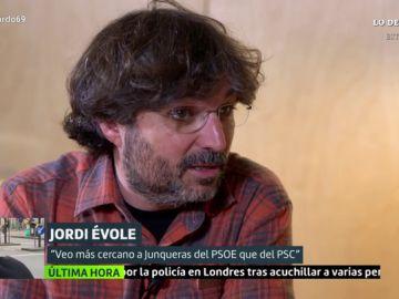 """Jordi Évole desgrana la actitud de Junqueras durante su entrevista: """"Es al que menos le ha cambiado la cárcel"""""""