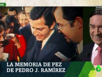Así fue el momento en el que Pedro J. Ramírez le pidió un autógrafo a Adolfo Suárez antes de las elecciones de 1977