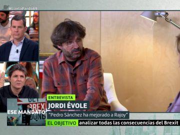 """Évole, sobre las """"opacidades gubernamentales"""" de Sánchez: """"Si fuimos duros con Rajoy, también lo tenemos que ser ahora"""""""