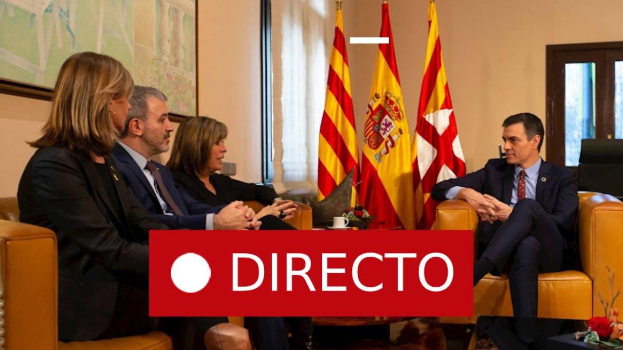 Pedro Sánchez en Cataluña | Última hora de la visita del Presidente del Gobierno