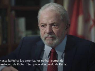 """La advertencia de Lula da Silva sobre la emergencia climática: """"Cuando se destruya el planeta, tanto pobres como ricos se hundirán"""""""