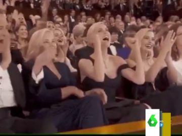 Así defendieron Tom Hanks, Margot Robbie y Charlize Theron que no echaran a Parásitos del escenario