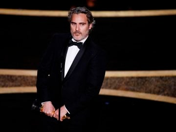 Joaquin Phoenix, Mejor Actor por su papel en 'Joker'