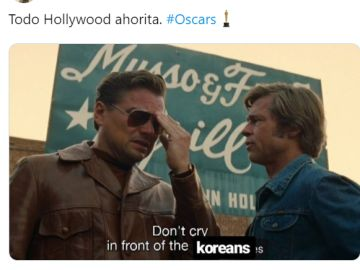 Los mejores memes de los Oscar 2020