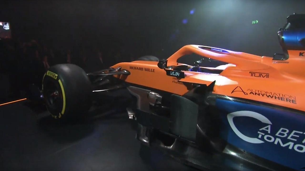 El nuevo McLaren