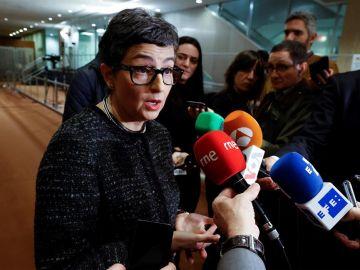 Arancha González Laya, en el Consejo de Seguridad de la ONU