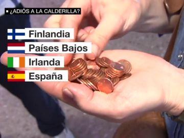 ¿Adiós a la calderilla?: Bruselas baraja eliminar las monedas de uno y dos céntimos