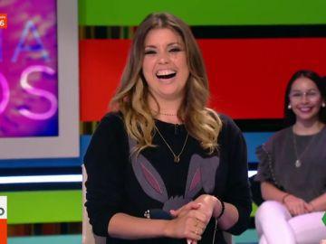 El divertido juego de Zapeando que somete a Cristina Ramos a un 'quiz' sobre México