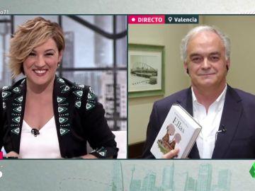 """Esteban González Pons: """"Vox no es ni siquiera un partido de extrema derecha, es nacionalista"""""""