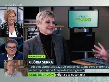 Gloria Serra en Liarla Pardo