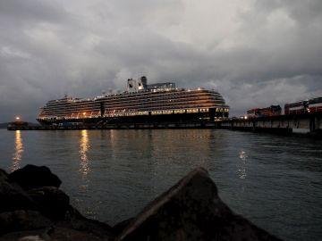 Imagen del crucero Westerdam