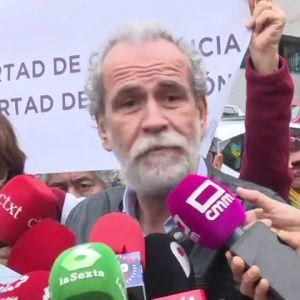 Willy Toledo, a juicio por insultar a Dios y a la virgen María en redes sociales