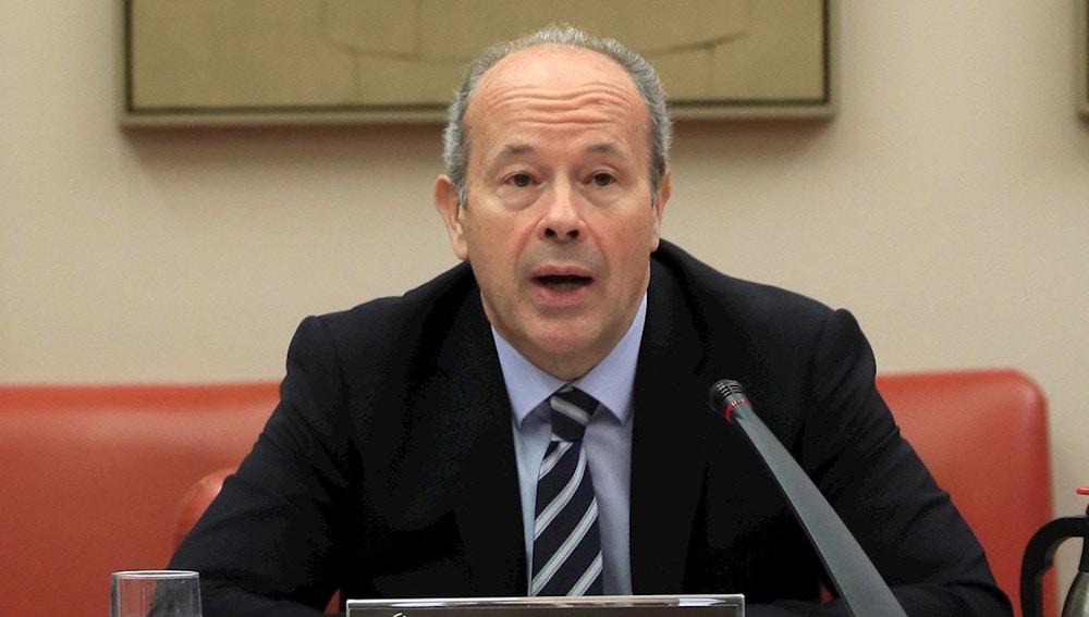 El ministro de Justicia, Juan Carlos Campo Moreno