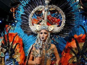 Amanda Perdomo, Reina del Carnaval de Santa Cruz de Tenerife en ediciones anteriores