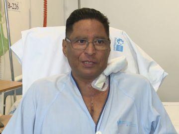 Jorge, el primer paciente en recibir el corazón de un donante que murió por parada cardiorrespiratoria