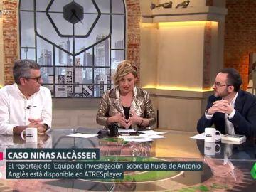 """Los autores de 'El Fugitivo' dicen tener """"clarísimo"""" que hay una persona que ayudó a escapar a Antonio Anglés tras el crimen de Alcasser"""