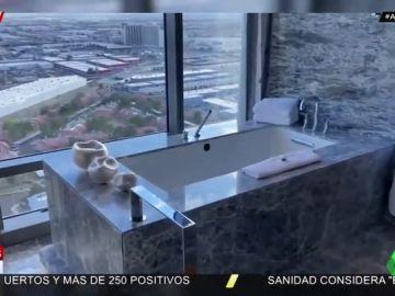 'Suite Empathy' o cómo pasar la noche en la habitación de hotel más cara del mundo por 100.000 dólares
