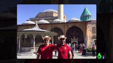 Imagen de un viaje de David Vargas a Estambul