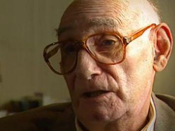 Domingo Malagón, conocido como el 'falsificador del PCE', en una imagen de archivo