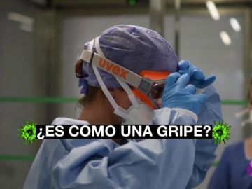 ¿Es el coronavirus como la gripe?: las preguntas del COVID-19