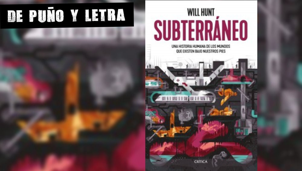 Subterráneo, de Will Hunt