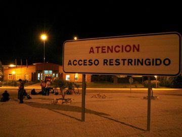 Vista de la prisión de Aranjuez (Madrid)