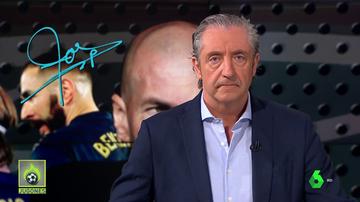 "Josep Pedrerol: ""Este Madrid aburre. Perdón: Zidane aburre"""