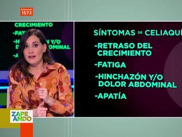 Boticaria Garcñia te explica los diferentes síntomas de la celiaquía según la edad