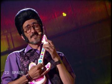La broma de Rodolfo Chikilicuatre que llegó a Eurovisión y tuvo a toda España pendiente en 2008