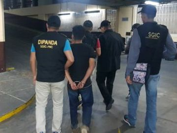 Capturan a un hombre en Guatemala cuando enterraba a niña de 14 años