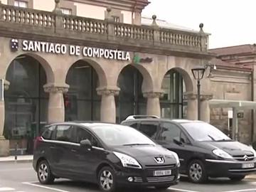 Estación Renfe Santiago de Compostela