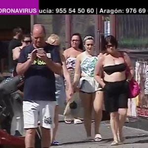 La cara insolidaria frente al coronavirus en España: muchos insisten en incumplir las normas para frenar la epidemia