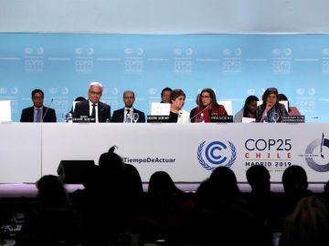 Cumbre del Clima de Madrid (COP25)