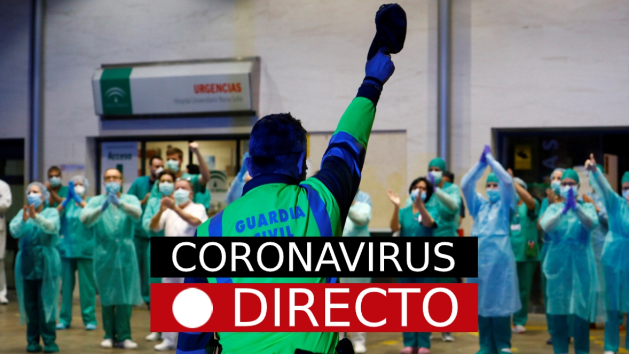 Coronavirus | España: Últimos casos, todos los datos y noticias en directo