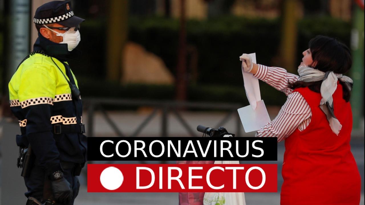 Coronavirus España | Datos, curva y nuevos casos de hoy, noticias de última hora